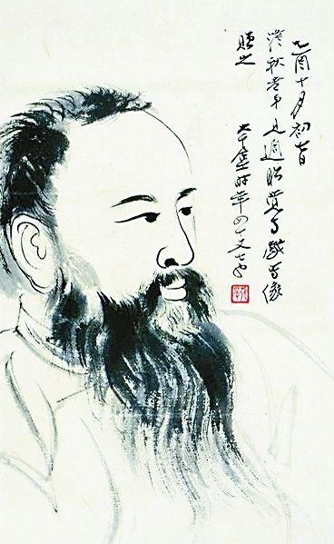 作为近代知名画家,张大千既擅长模仿古画