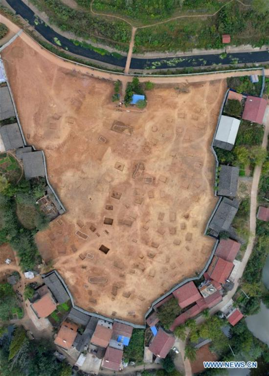 CHINA-GREATEST ARCHAEOLOGICAL DISCOVERIES OF 2017 (CN)
