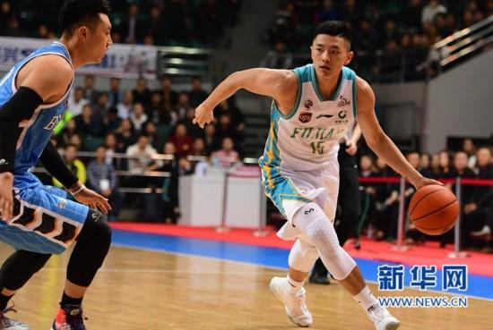 篮球――CBA常规赛:福建SBS浔兴队对阵北京首钢