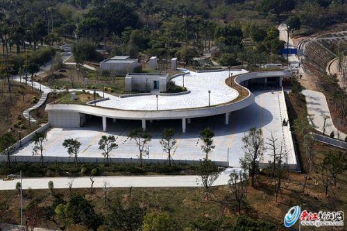 新增300个车位 晋江八仙山公园停车场已经完工啦!
