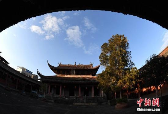 龙岩上杭:客家人祖居地上的古文庙