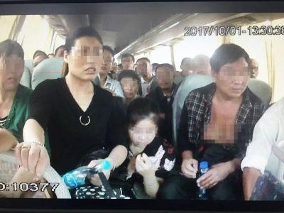"""扬州""""客车超员入刑第一案"""":核载47人塞了77人"""