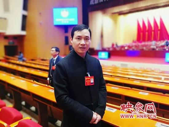 河南省政协委员邢怀章