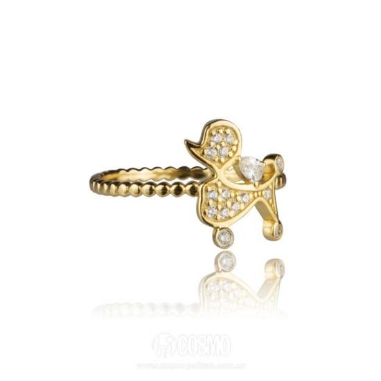 戒指来自DEYEEN 售价628元 现价314元