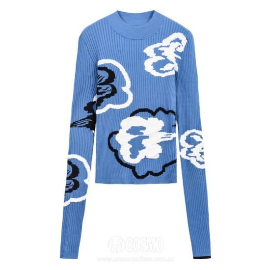 毛衣来自DAZZLE 售价1299元 可从官网购买
