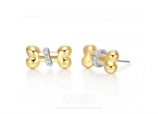 HEFANG Jewelry 萌趣小狗系列 售价880元