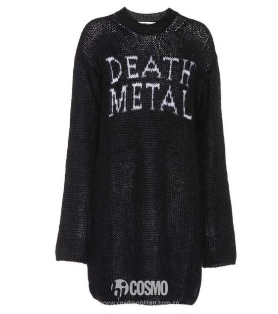MCQ ALEXANDER MCQUEEN针织毛衣裙 227欧元 可从Mytheresa网站购买