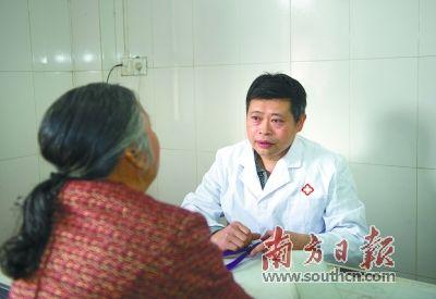 """""""梅州好村医"""":26年扎根山村 只为守护乡民健康"""
