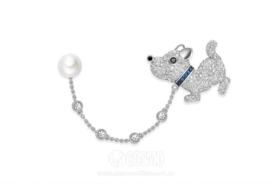HEFANG Jewelry 萌趣小狗系列 售价