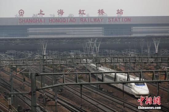 暴雪预警拉响 长三角25日部分高铁车票暂停发售
