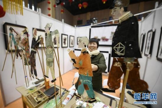 宁夏举行西北五省区非遗文化旅游博览会