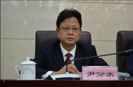 图为西藏自治区扶贫办党组副书记、主任 尹分水.jpg