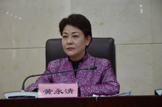 图为西藏自治区旅发委党组书记 黄永清.jpg