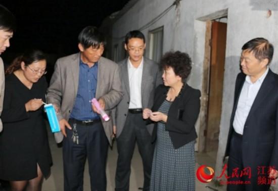 江苏省住建厅:落实精准扶贫部署 推进扶贫开发