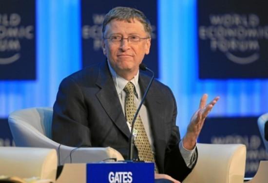 比尔・盖茨谈人工智能:帮人们工作其实是好事
