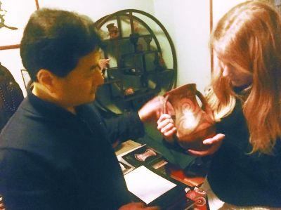 彩陶是中国最具代表性的原始艺术品  简洁、纯粹