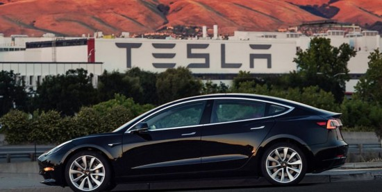 特拉斯否认Model 3生产遇阻 称可按期交付