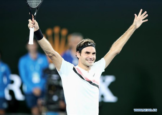 (SP)AUSTRALIA-MELBOURNE-TENNIS-AUSTRALIAN OPEN-FINAL