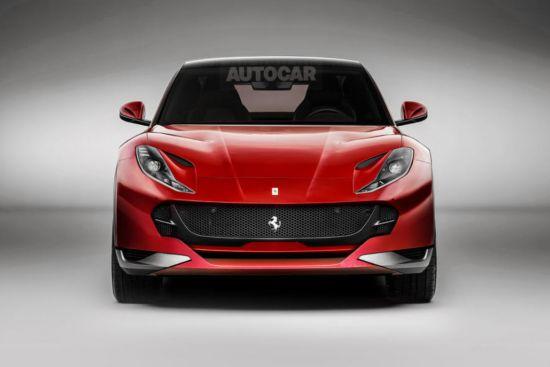 法拉利首款SUV或于2019年问世 比预期提前