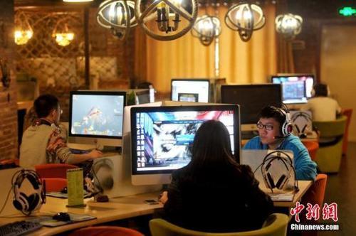 2017年末中国网民数7.72亿共享经济蓬勃发展