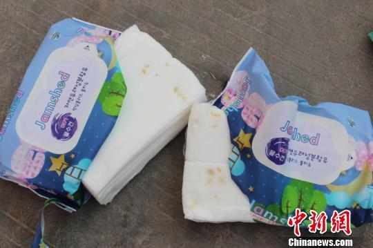 菌落总数超标数万倍近10万包韩国进口婴童湿巾被召回