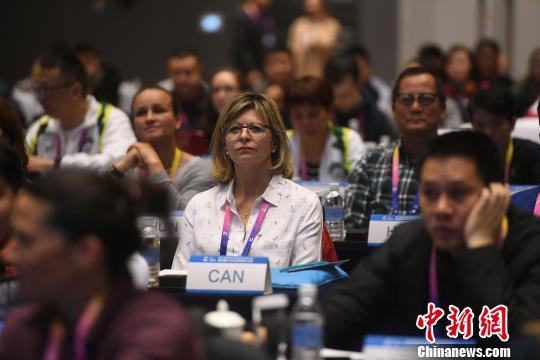 第四届FINA世界跳水大会在重庆举行