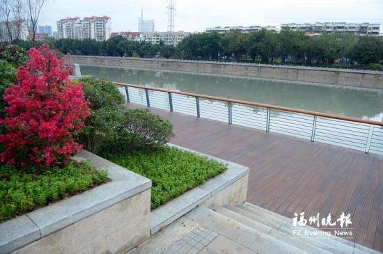 福州光明港生态体育公园(二期)已完成提升改造