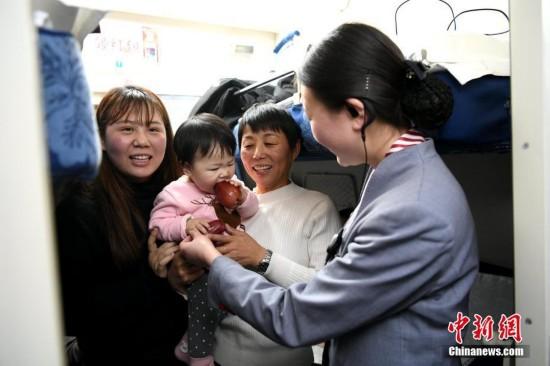探访开行半个世纪福州开往北京K46次列车