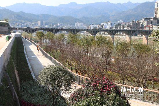 平房永泰小汤山生态公园春节前迎客大樟溪畔两间半福州设计图图片
