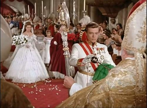 视频截图:《茜茜公主》