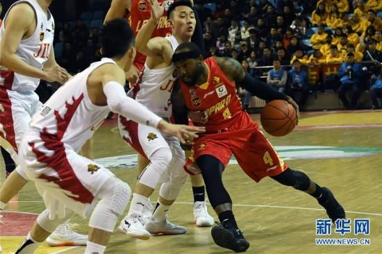 (体育)(3)篮球――CBA常规赛:深圳马可波罗胜吉林九台农商银行
