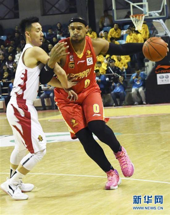 (体育)(1)篮球――CBA常规赛:深圳马可波罗胜吉林九台农商银行