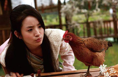 刘亦菲,阿娇,杨紫,陈乔恩 女星古装比美(图)