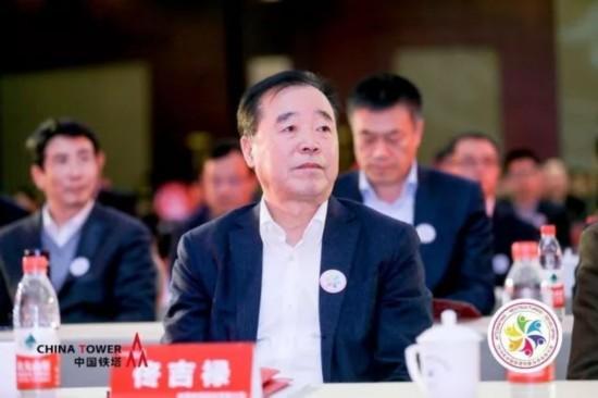 中国铁塔总经理佟吉禄