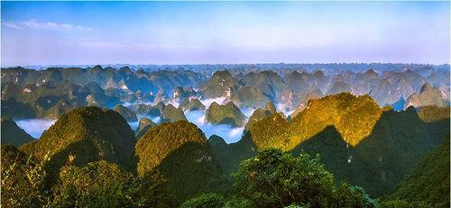河池市举行刘三姐文化之旅产品推介会