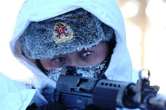 (军事)(5)冷的边关热的血
