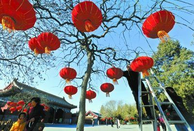 北京30万张庙会门票8日起向市民免费发放