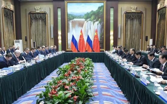CHINA-HARBIN-RUSSIA-WANG YANG-COOPERATION (CN)