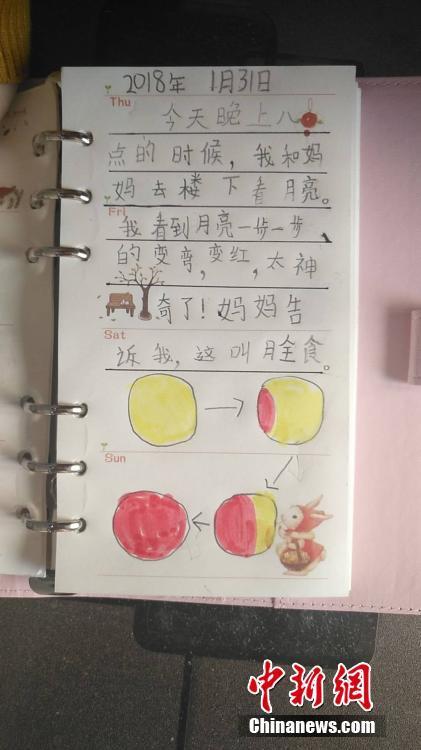 图文并茂!现在的学生一分校小学小学是这样的好映像年级日记吗盘龙昆明市图片