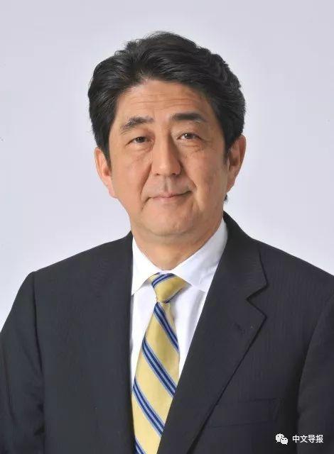 日本首相安倍晋三向在日华侨华人致以新春祝福