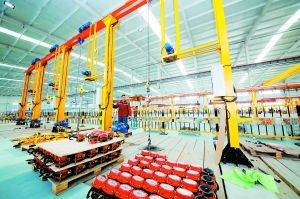 淮安工业园区坚持特色发展 打造差别竞争优势