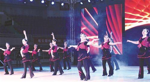 徐州:体育惠民大礼包让群众得丰厚实惠