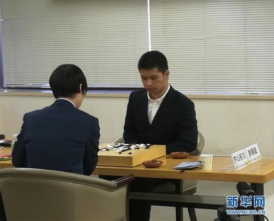 (体育)(2)围棋――第22届LG杯世界棋王战:谢尔豪夺冠