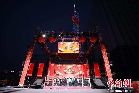2018全球功夫春晚举行录制功夫全能技7冠西安捧走4个