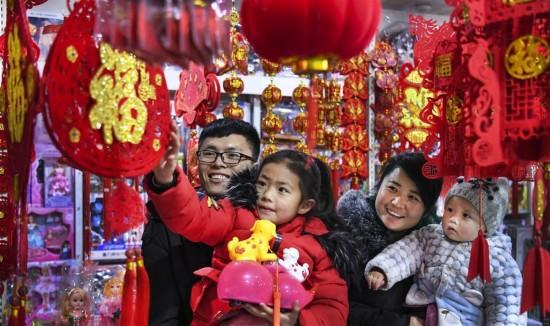 CHINA-SHAANXI-YULIN-SPRING FESTIVAL (CN)