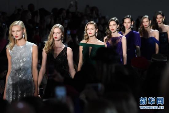 (国际)(1)2018纽约时装周开幕