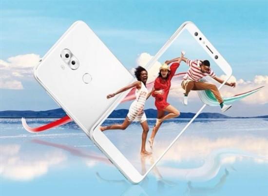 华硕Zenfone 5 Lite新机曝光:全面屏+四摄