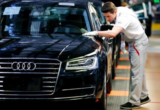 涉嫌操纵柴油车排放 奥迪德国总部与工厂遭搜查