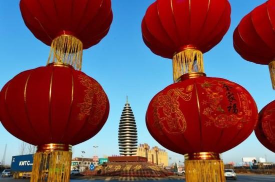 红红火火迎春节 带你感受雄安新区浓浓年味