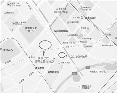 """南京节前推9幅地块 6幅涉""""自持"""""""